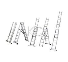 Лестница-стремянка  ЛС-3212В  (L=7,607м)