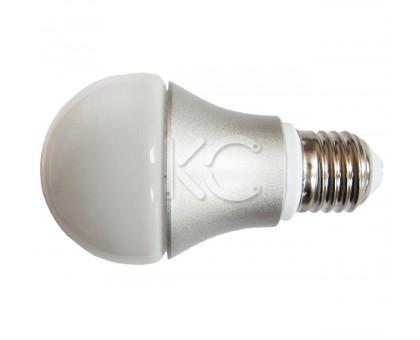 Лампа светодиодная А60-5W-3000K-E27