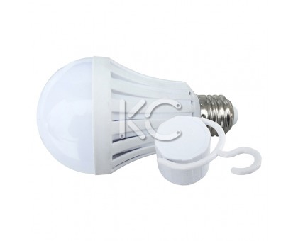 Лампа светодиодная (аварийная) А70-9W-6000K-E27