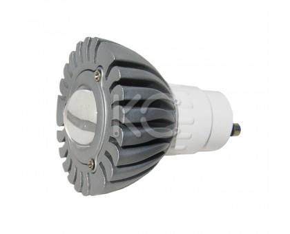 Лампа светодиодная TV0313L-26 1x3Вт GU10 230В бел