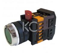 Кнопка с подсветкой АВЛФС-22 (З)