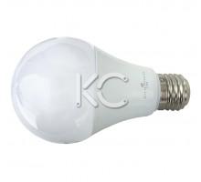 Лампа светодиодная (с микроволновым датчиком движения) А60-9W-6000K-770Lm-E27