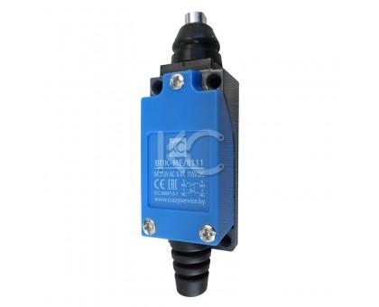 Выключатель путевой ВПК-ME/8111 с плунжером прямого давления IP65