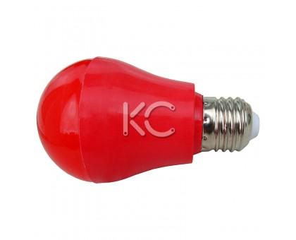 Лампа светодиодная A60-7W/R-E27