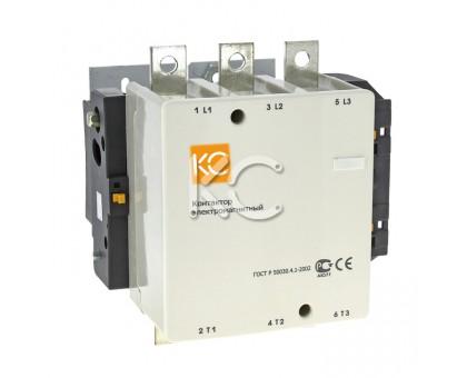 Контактор КТ-6400 (400А, Uкат,-380В)