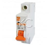 Автоматический выключатель ВА 47-39 ( 6А 1р В)