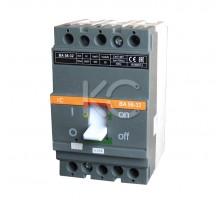 Автоматический выключатель ВА 58-32 (  63А 3р 35кА  )