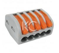 Строительно-монтажная клемма СМК-415 (2,5мм2)