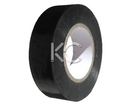 Изолента ПХВ 0,13х19ммх20м черная