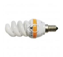 Лампа энергосберегающая 11 Вт E14 YPZ48-QS 220В 2700К