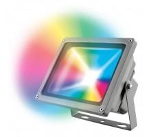 Прожектор LED TV-074-RGB-30W-IP65
