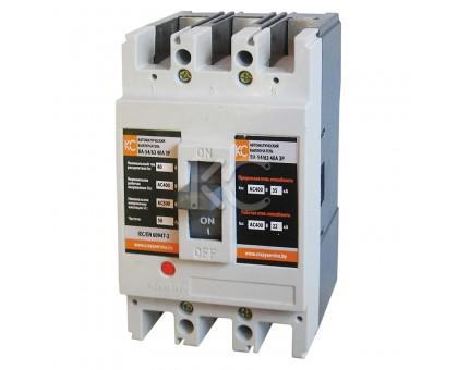 Автоматический выключатель ВА 54-100 (10А 3р )